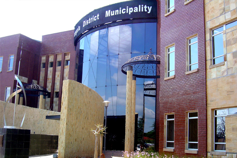 Nkangala District Municipality Building