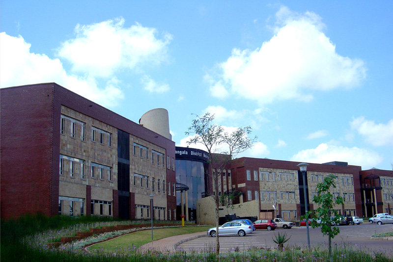 Nkangala District Municipalities building