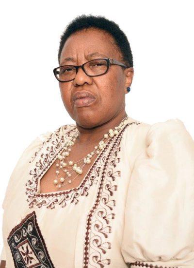 Exec. Mayor of Council Hon Cllr Masilela T S